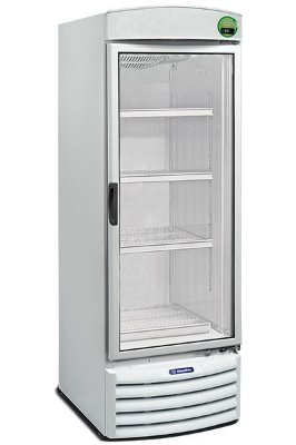 Refrigerador de Bebibas Soft Drinks VB52RE - Metal Frio