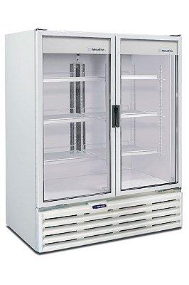 Refrigerador de Bebibas Porta Dupla Soft Drinks VB99R - MetalFrio