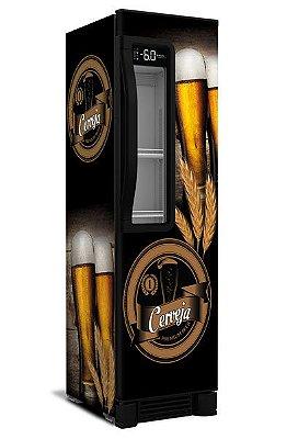 Cervejeira Vertical Beer Maxx 300 Logo - O Melhor Desempenho dos melhores Bares - MetalFrio