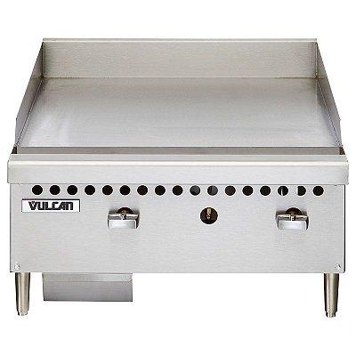 Chapa Bifeteira a Gás Vulcan VCRG24 - Vulcan
