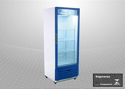 Visa cooler 560L Refrigeração e exposição de bebidas - Polofrio