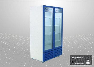 Visa cooler 830L Refrigeração e exposição de bebidas - Polofrio
