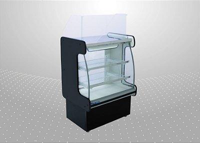 Balcão caixa classic e expositor de Produtos de 0,60 m - Polofrio