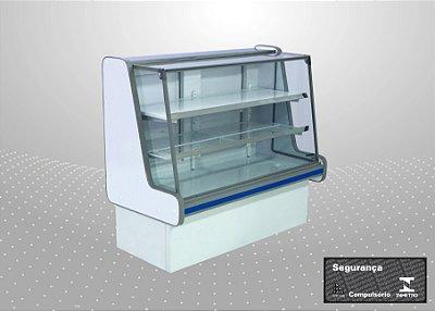 Balcão refrigerado pop luxo 2,00 m - Polofrio