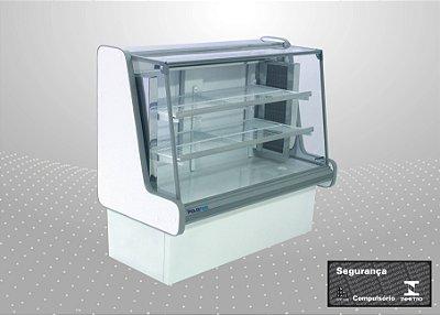 Vitrine refrigerada pop luxo 1,50 m - Polofrio