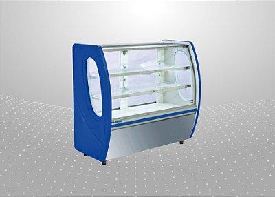 Vitrine seca premium 1,25 m - Polofrio
