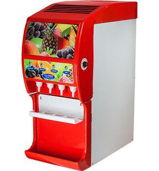 Refresqueira Post Mix Máquina Automática de Suco - Tec Platinum Refrigeração