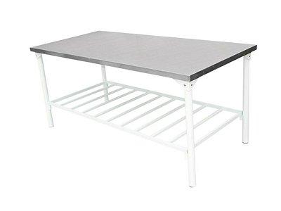 Mesa com prateleira inferior - Innal