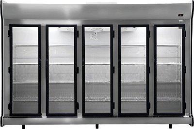 Refrigerador Expositor Vertical ACFM 2375 - Fricon