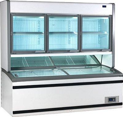 Congelador Conservador 2200 Litros Upperdeck LSL 2200 - Fricon