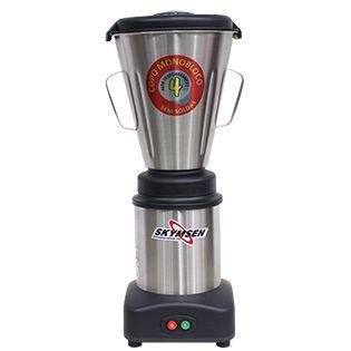 Liquidificador Comercial Inox, Copo Monobloco Inox - LS-04MB-N Skymsen