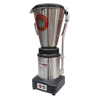 Liquidificador Comercial Inox, Copo Monobloco Inox E Tampa Automática, Heavy Duty - LS-04MB-HD - Skymsen