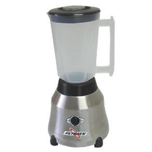 Liquidificador Inox Copo Plástico, Alta Rotação, 1,5 Litros - Lt-1,5-N - Skymsen