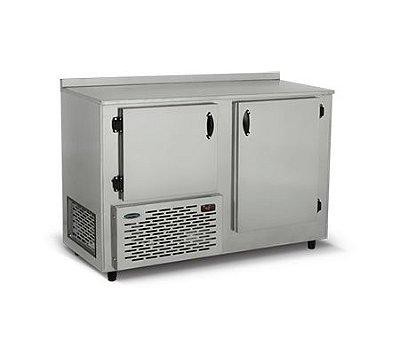 Balcão Refrigerado de Encosto 2 Portas Linha Comercial BRE-135 - Conservex