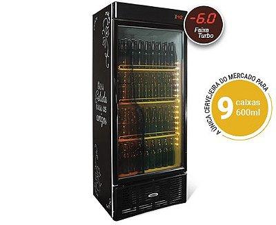 Cervejeira Refrigerada Porta de Vidro CRV-600/PV - Conservex