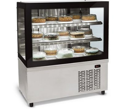 Balcão Refrigerado Linha Black Box - BRX-100 - Conservex