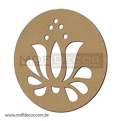 Mand-018 - Mandala Flor de Lotus