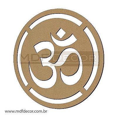 Mand-028 - Mandala OM