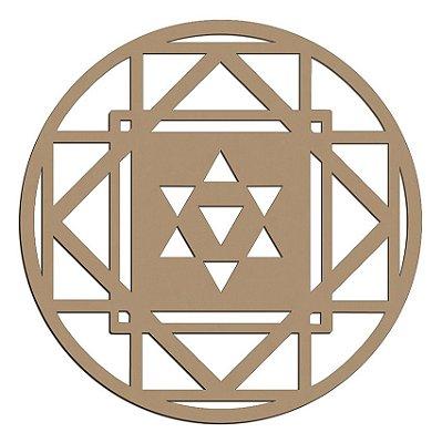 Mandala em Mdf Geo - Mand-059