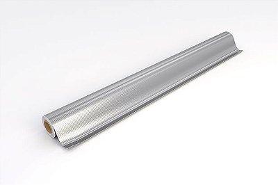 Manta Térmica subcobertura, 2faces com alumínio 1,20 Largura ROLO 50m²