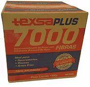 Texsaplus 7000 18kg - Impermeabilizante flexível com fibras bi-componente (A+B)