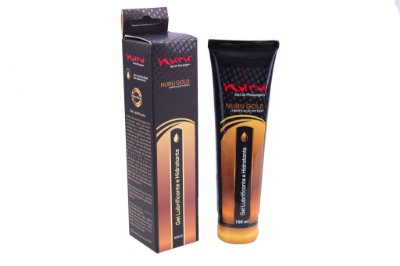 Nuru Gel de Massagem Lubrificante Hidratante 100 ml