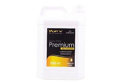 Gel  para Massagem Sensual Nuru premium Max 05 litros para uso profissional