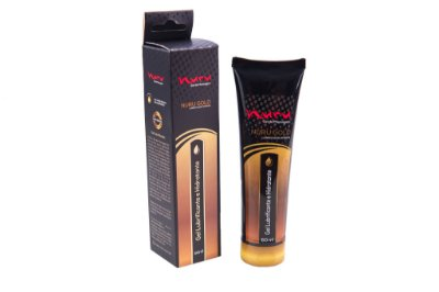 Nuru Gel de Massagem Lubrificante Hidratante 60 ml