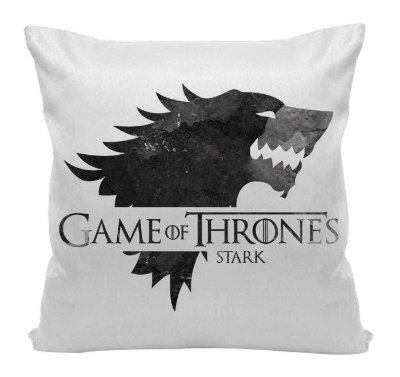 Almofada - Game of Thrones - Casa Stark