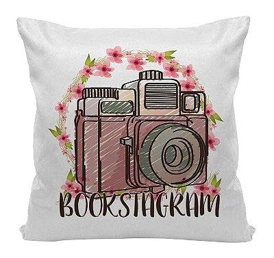 Almofada - Bookstagram Rosa