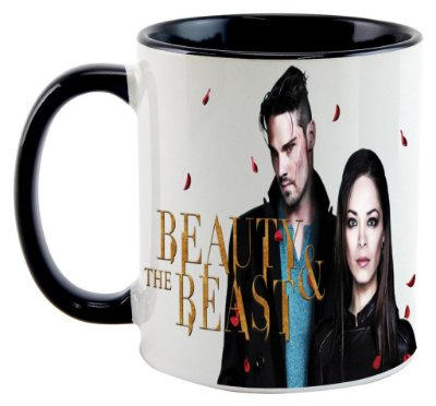 Caneca - Beauty & the Beast- 02