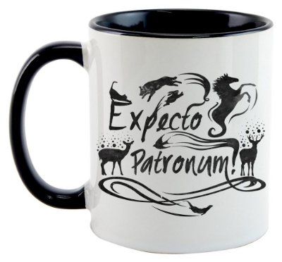 Caneca - Harry Potter - Expectro Patronum