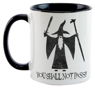 Caneca - You Shall Not Pass