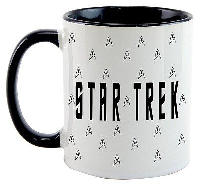 Caneca - Star Trek - Logo