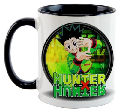 Caneca - Anime Hunter x Hunter