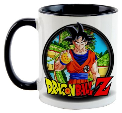 Caneca - Anime Dragon Ball Z
