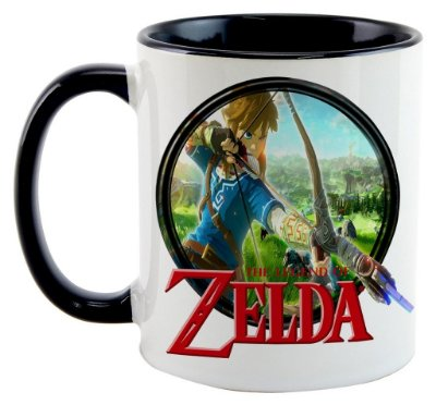 Caneca -The Legend of Zelda