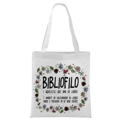 Ecobag Bookstagram - Bibliófilo