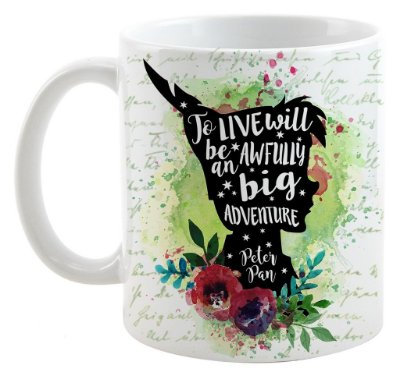 Caneca - Peter Pan - Adventure