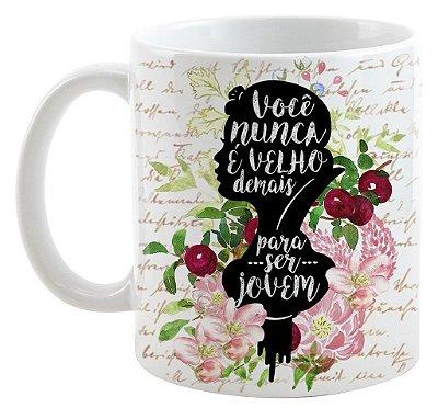 Caneca - Princesas Disney - Branca de Neve