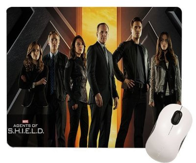 Mouse Pad - Marvel Agents of S.H.I.E.L.D