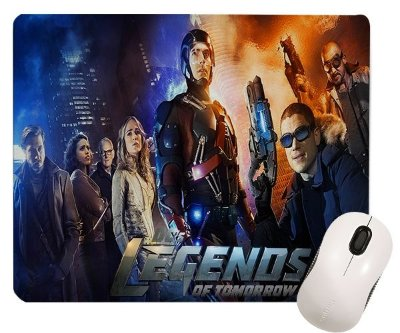 Mouse Pad - Dcs Legends of Tomorrow