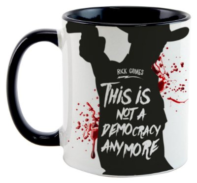 Caneca - Série The Walking Dead - Rick