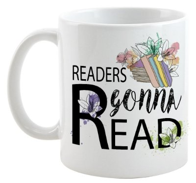 Caneca - Bookstagram - Readers gonna Read