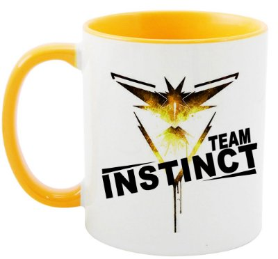 Caneca - Pokémon - Team Instinct