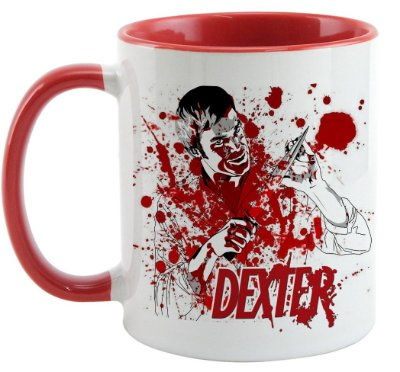 Caneca - Dexter