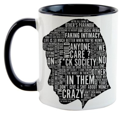 Caneca - Mr. Robot - Quotes