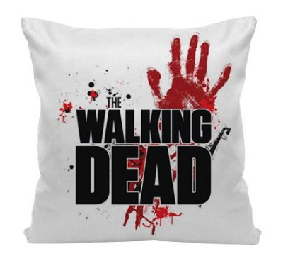 Almofada - The walking Dead - Logo