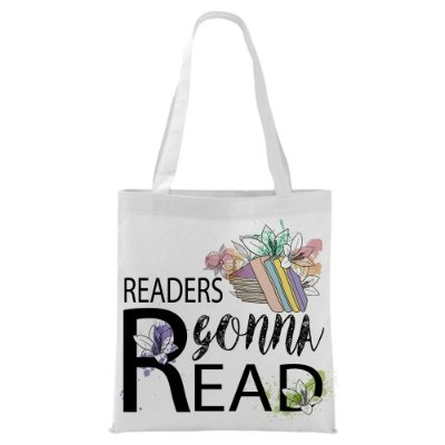 Ecobag - Bookstagram - Read Gonna Read