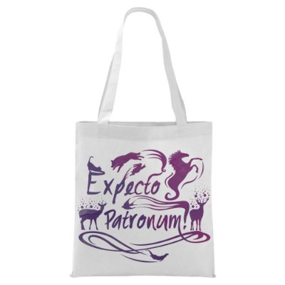 Ecobag - Harry Potter - Expecto Patronum